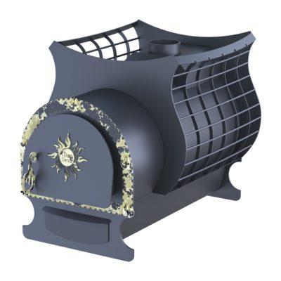"""Печь для бани """"Святогор"""" (8мм) 15-22 м3"""