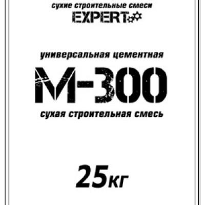 Смесь сухая кладочная М-300 (25 кг) Техногипс
