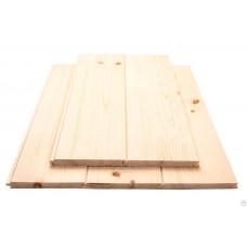 Панели из дерева (штиль) С 12,5 х115(110) х 2000 (2,3 м2 упак) мм Киров