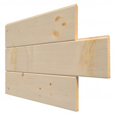Панели из дерева (штиль) АВ 13 х141(135) х 3000 (3,807 м2) мм (9) Киров М