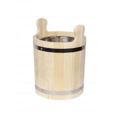 Запарник 9 л с деревянными ручками сорт В