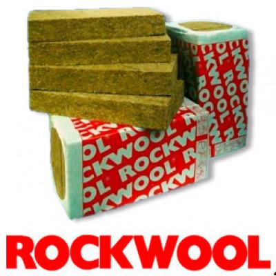Роквул (Акустик Баттс) 50мм*1000*600 пл.45кг/м3 (6м2/уп) /10плит