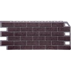 Фасадная панель FineBer Кирпич жженый (470*1137мм)