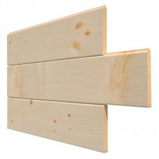 Панели из дерева (штиль) АВ 13 х141(135) х 6000 (7,614 м2) мм (9) Киров М