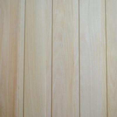 Вагонка липа Экстра (АА) (сорт 0) 1,0м Европрофиль