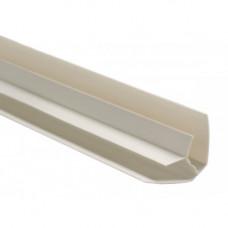 401В/3м Внутренний угол белый