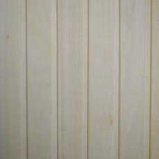 Вагонка осина (АА) 1,3 м СДС