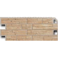 Фасадная панель FineBer Сланец бежевый (470*1137мм)
