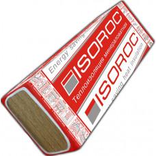 Изорок (Изолайт-Л) 100мм*1000*600 пл.40кг/м3 (2,4м2/уп) (0,24м3)/4 плит