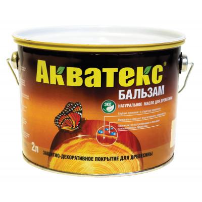 "Бальзам Акватекс ""Рогнеда"" Махагон 2л"
