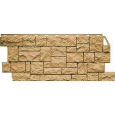 Фасадная панель FineBer Камень Дикий Терракотовый (463*1117мм)