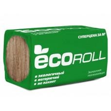 Экоролл (плита) 100х610х1230 мм 8плит/уп 0,6м3/6м2