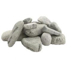 """Камни для бани  """"Талькохлорид, обвалов.""""  20кг (коробка)"""