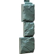 Угол наружный Камень-серо-зеленый (115*115мм)