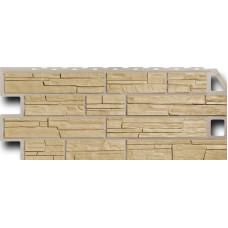 Фасадная панель FineBer Сланец песочный (470*1137мм)