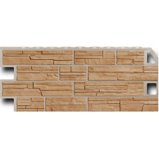 Фасадная панель FineBer Сланец терракотовый (470*1137мм)