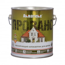 Акватекс-ПРОВАНС Венге 2,5 л.