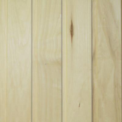 Вагонка осина (В) 16мм 1,0 м К.