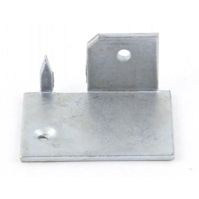 Крепеж Гвоздэк Планфикс, гальванический цинк, цв. серебро (150 шт/уп)