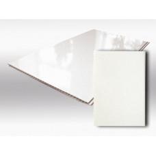 0375/3м Панель Откосная Белая Глянцевая 375х3000