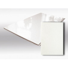 "7665/6 Панель стеновая ""Белый глянец"" 250 мм"