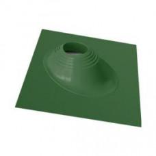 Уплотнитель кровельный RES-2 силикон 203-280 угловой зеленый