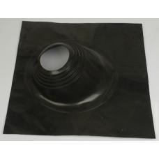 Уплотнитель кровельный RES-2 силикон 203-280 угловой черный